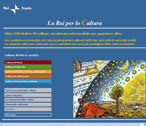 La Rai per la Cultura