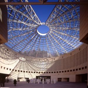 MART-Museo di arte moderna e contemporanea, Trento e Rovereto, Italia (foto di Pino Musi).