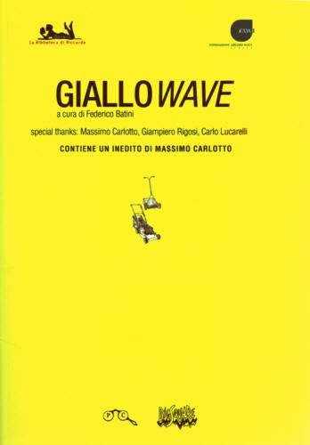 Giallowave - Concorso letterario